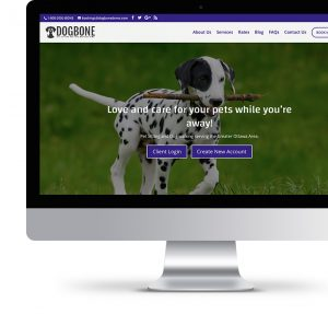Pet Sitter Website Template