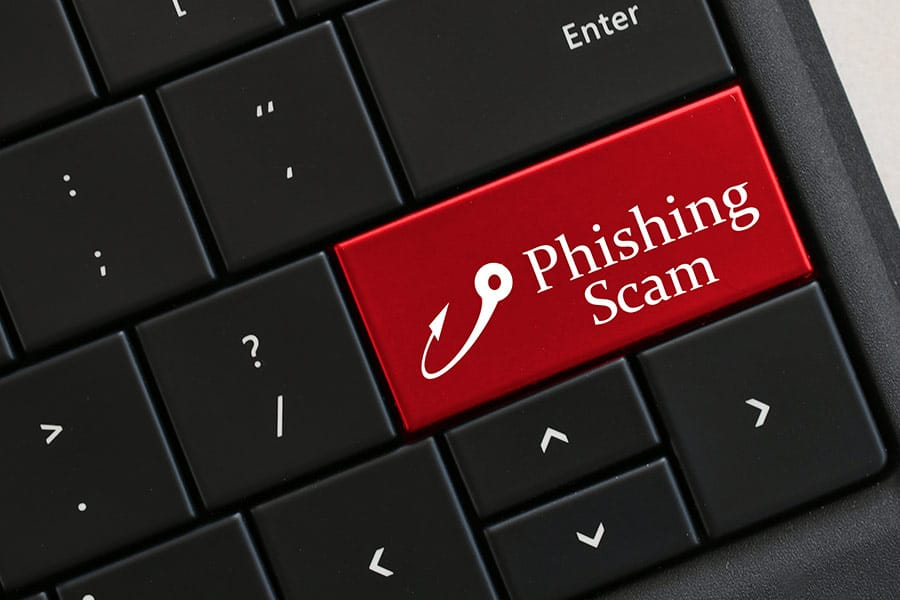 Be Aware of these Popular Web Form Phishing Scams